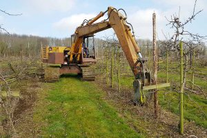 Agricultural and Arboricultural Service Company